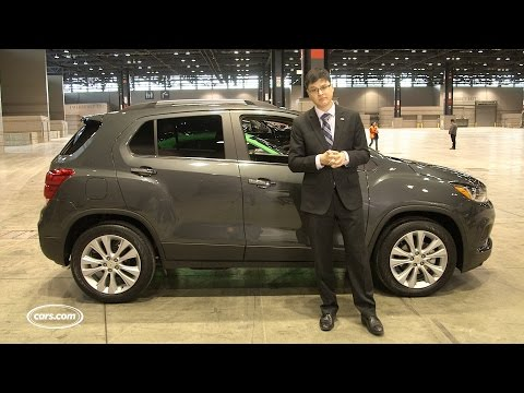 2017 Chevrolet Trax - First Look