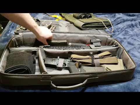 NcStar Vism Rifle Case