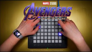 Avengers: Endgame - Main Theme (Orchestral Launchpad Cover)
