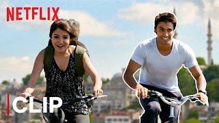 Ranveer Singh and Anushka Sharma's First Date | Dil Dhadakne Do | Netflix India