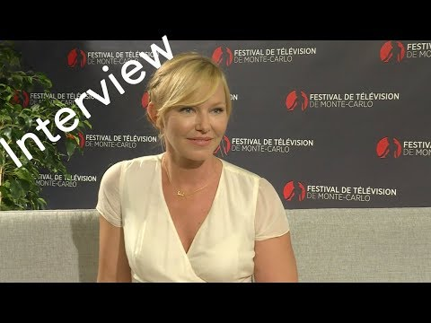 ITW Kelli Giddish  Chicago Police Department I FTV2017