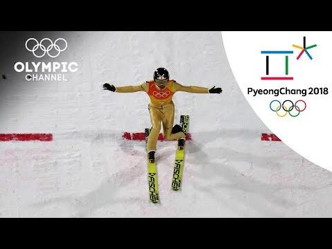 Noriaki Kasai competing in his 8th(!) Winter Games  | Winter Olympics 2018 | PyeongChang 2018