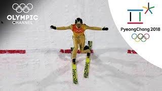 Noriaki Kasai competing in his 8th(!) Winter Games    Winter Olympics 2018   PyeongChang 2018