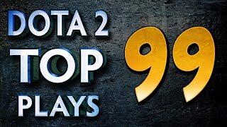 Dota 2 Top Plays 99