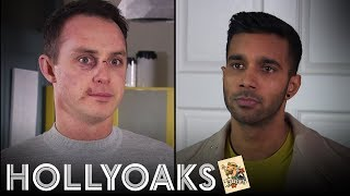 Hollyoaks: James Gets Even