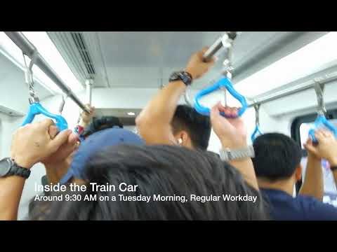 Metro Manila MRT-3 Second Generation Trains by CRRC Dalian