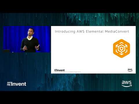 AWS Media Services: Elemental Media Converter Overview