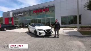 Car Review 2019 Nissan Maxima SR