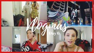 DRESS REHEARSAL DRAMA! | VLOGMAS DAY 6 | Georgie Ashford