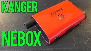 the kanger nebox leakbox
