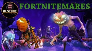 | SPOOKY GIVEAWAY| Brand New Event Fortnitemares Part 1 |PL 103| Fortnite - Save The World
