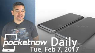 Samsung Galaxy S8 Plus 3D render video, LG G6 teaser & more   Pocketnow Daily