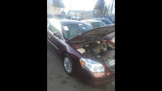 Buick Lucerne Fuse Box & OBD2 Port Locations