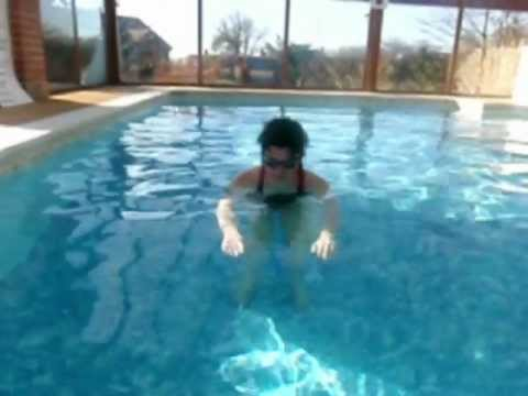 Swimming Without Stress Case Study: Tina overcomes her fear in 5 lessons