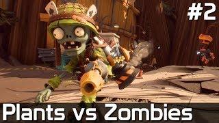 Plants vs Zombies Battle for Neighborville [#2] MODYFIKACJE Postaci?!