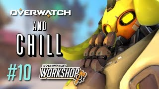 TOWER DEFENCE | OVERWATCH AND CHILL #10 - OVERWATCH WORKSHOP!