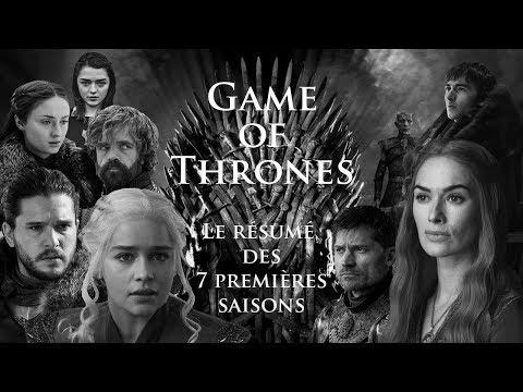 GAME OF THRONES | RÉSUMÉ DES 7 PREMIÈRES SAISONS