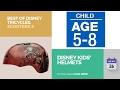 default - Bell Toddler 3D Minnie Me Bike Helmet