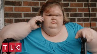 Tammy Receives an Alarming Phone Call From Amy | 1000-lb Sisters