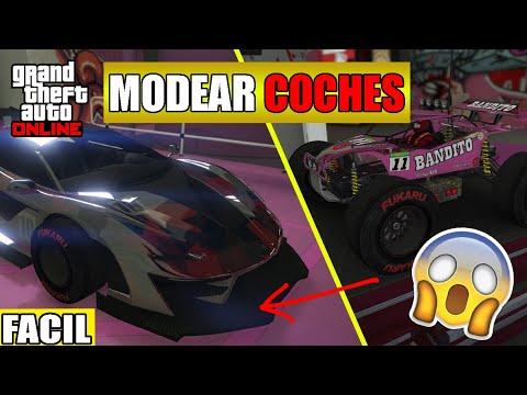COMO MODEAR COCHES Con El RC BANDITO *SUPER FACIL* | GTA ONLINE | ChuyGamer