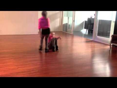Auditie Junior Dance 2014-Lola & Denise-D-2 girlz