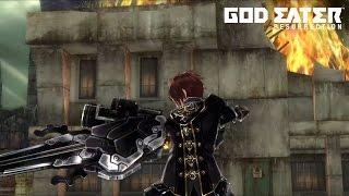 GOD EATER: Resurrection - Story Trailer | PS4, Vita, PC