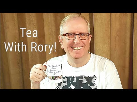 Tea With Rory! Episode2. Comedy actor talks: Mrs.Browns Boys, Leo Varadkar, Freddie Mercury &More!