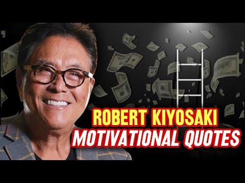 Robert Kiyosaki Motivational Quotes | Lessons About Money