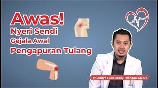 Kenali Penyebab dan Cara Mengatasi Nyeri Sendi pada Lutut.