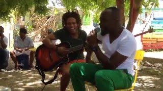 Wyclef Jean Acoustic Session For Curacao Locals | Curacao North Sea Jazz 2015