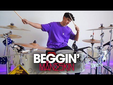 Download BEGGIN' - Måneskin (*DRUM COVER*)