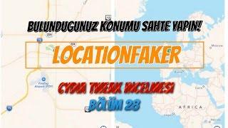 Bulunduğunuz Konumu Sahte Konum Yapın - LocationFaker: Cydia Tweak İncelemesi