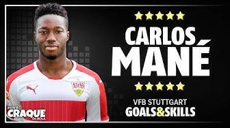 CARLOS MANÉ ● VfB Stuttgart ● Goals & Skills