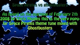 space pirates vs ghostbusters remix