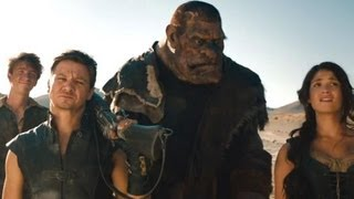 "Hansel & Gretel Witch Hunters Movie Clip # 3 ""The Desert Witch"""