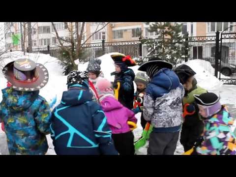 ДШО2 Неделя зимних игр и забав - средняя группа №4
