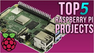Top 5 Raspberry Pi DIY Projects of All Time