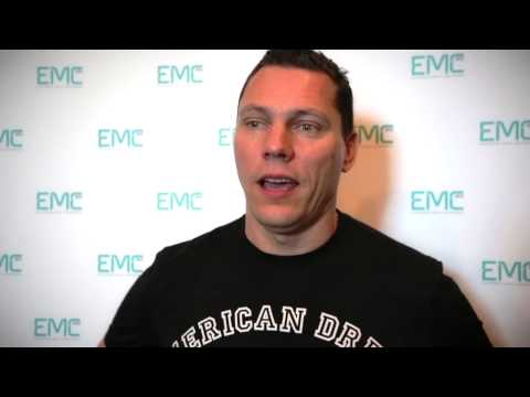 Tiesto at the Electronic Music Conference (EMC), Sydney 2012