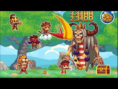 Myths N Heroes Gameplay Android