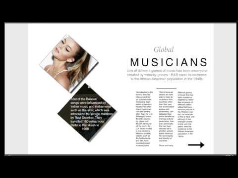 Global Music Interactive Magazine