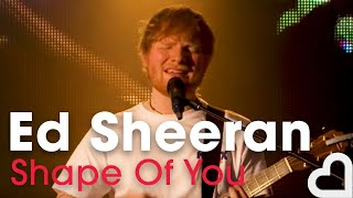 Download Ed Sheeran - Shape Of You | Heart Live Mp3 and Videos
