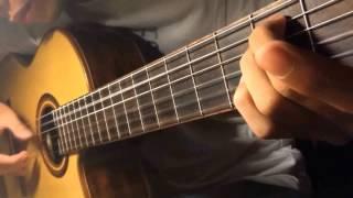 Câu hò bên bờ Hiền Lương - Test guitar Merida T35