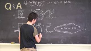Q&A: Why doesn't AeroVelo's speedbike use Golf Ball Dimples?