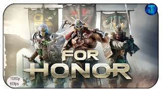 FOR HONOR  (BETA)    TESTEANDO ESTE JUEGAZO!!
