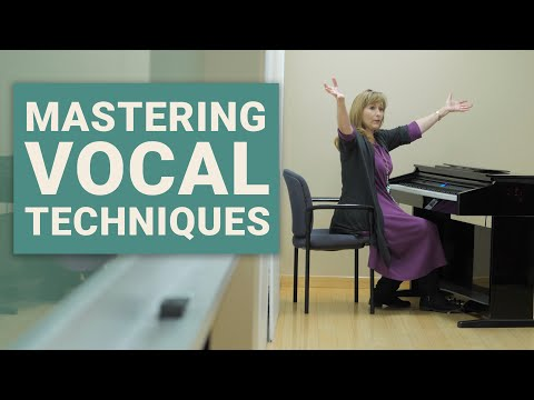 Prof. Rebecca Huber: Mastering Vocal Techniques | Faculty Spotlight