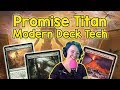 Modern Deck Tech: Promise Titan for Magic the Gathering (MtG) Players | How to Play