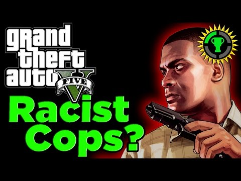 Thumbnail: Game Theory: Are GTA V Cops Racist? (Grand Theft Auto V)