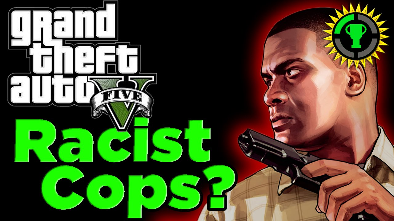 Someone Actually Tried Testing Out If GTA V Cops Are 'Racist'