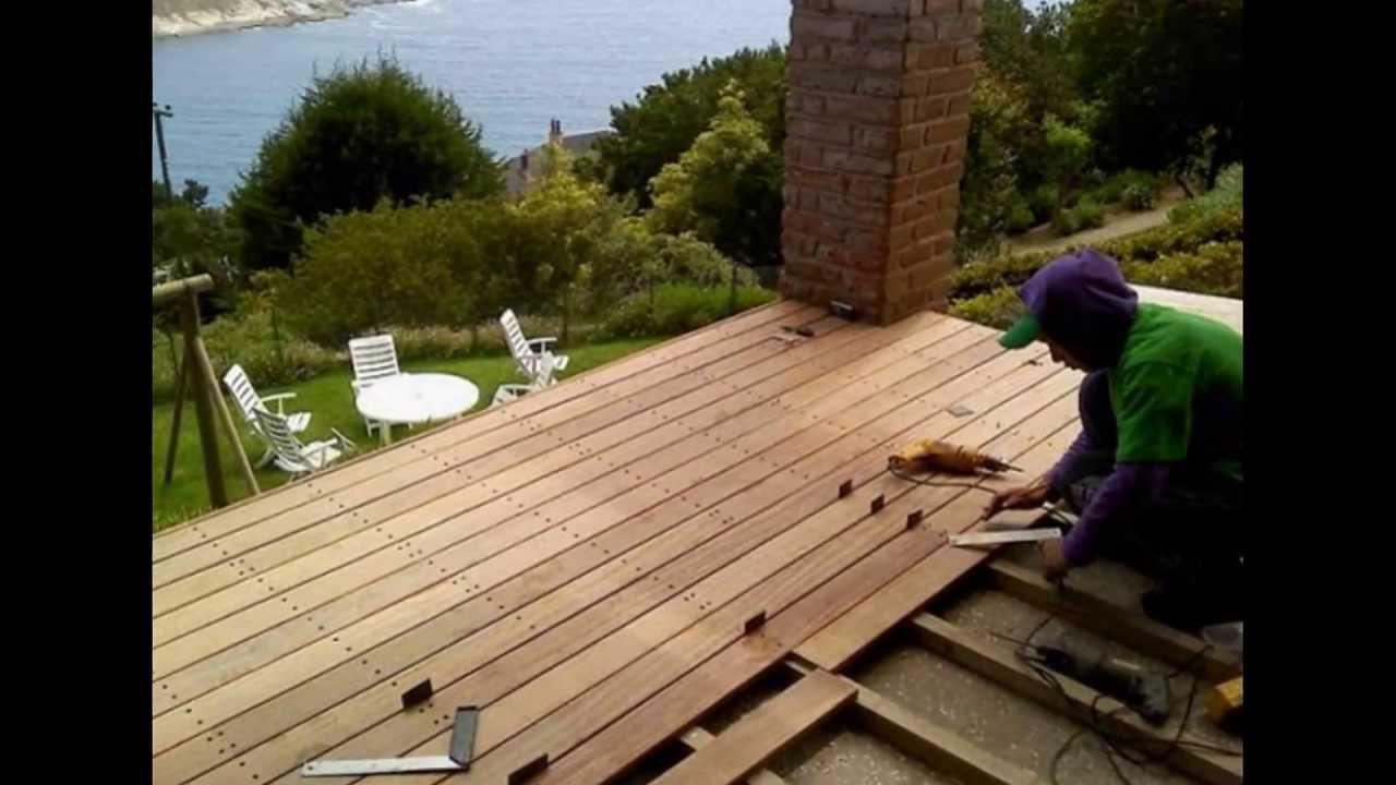 Instalaciones de pisos de madera youtube - Instalacion piso madera ...