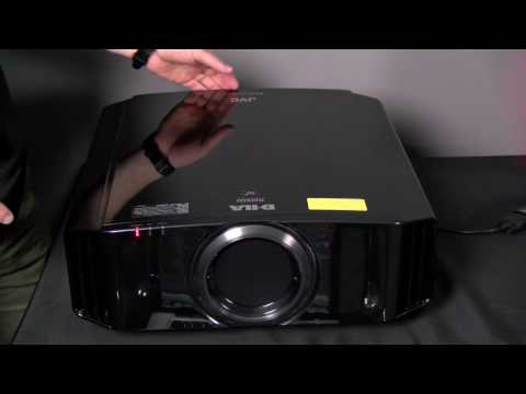 JVC D-ILA Projector Firmware Update (
